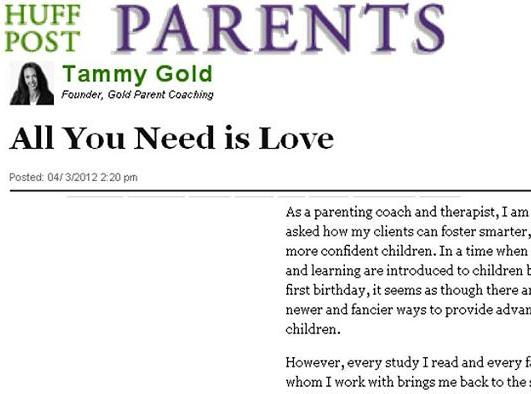 Tammy In The Huffington Post