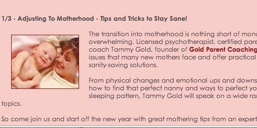 Tammy In Mommybites