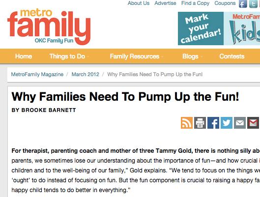 Tammy In Metro Family