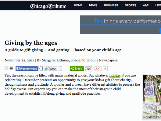 Tammy In The Chicago Tribune