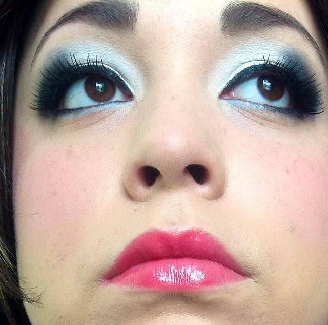 Penguin Face Makeup For my Basic Face Makeup i
