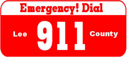 Lee County 9-1-1