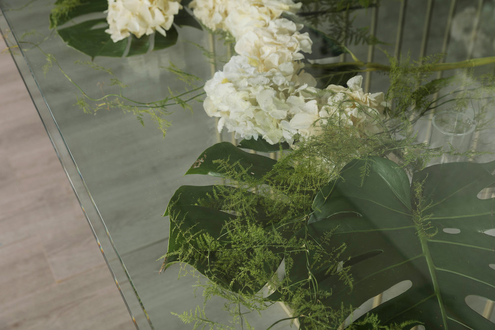 _Detalle Mesa de Cristal Doble