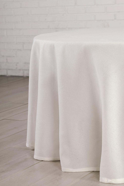 _Mantel Lino Ivory