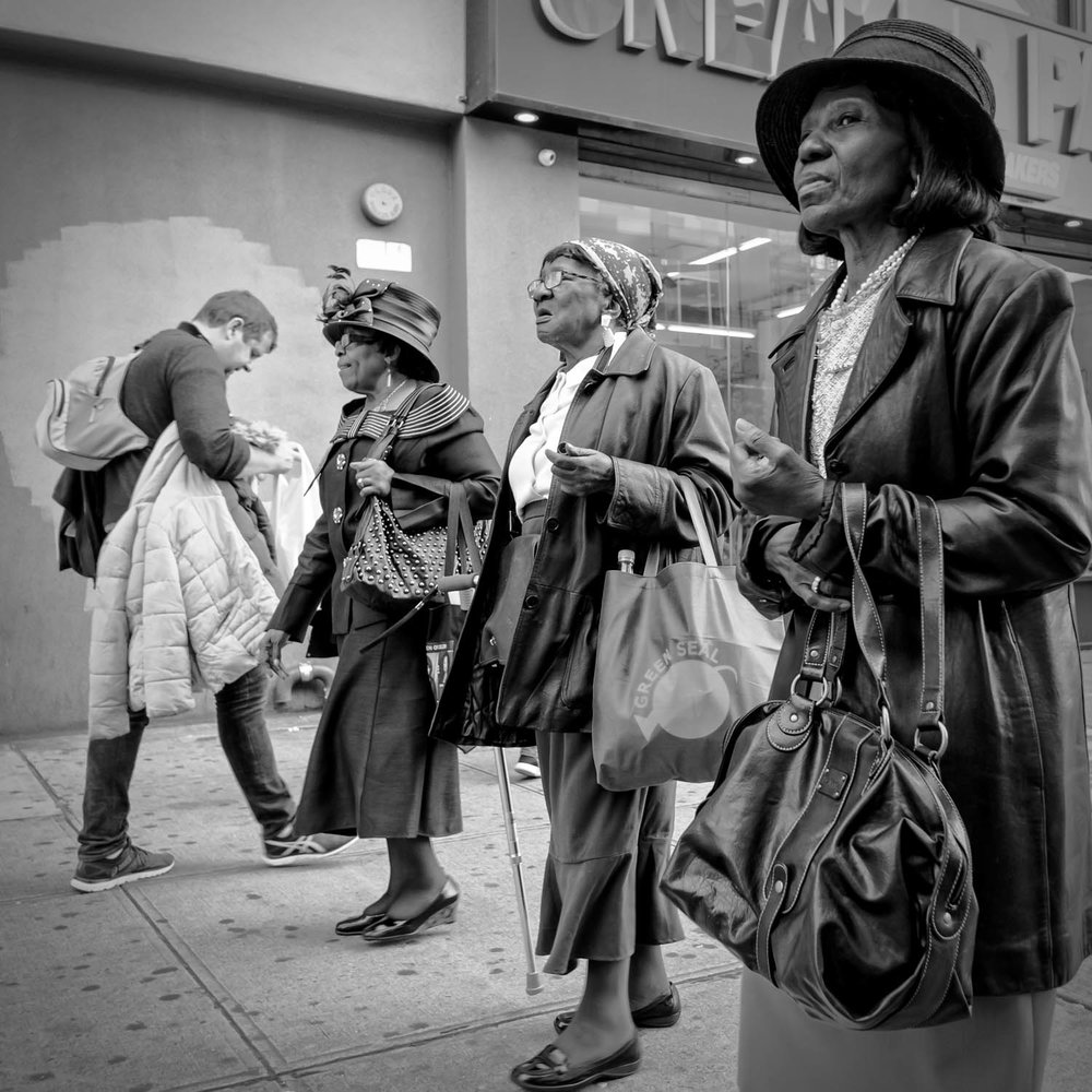 Harlem Street Photography Workshop - Shoot New York City
