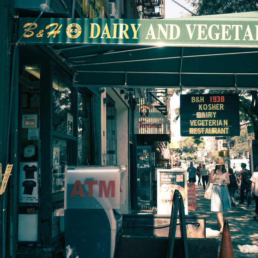 B&H Dairy and Vegetarian