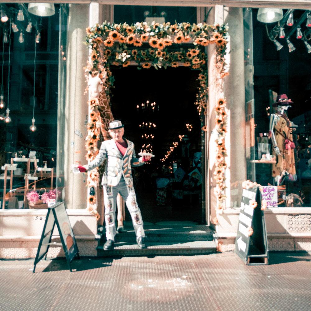Broadway Market Co