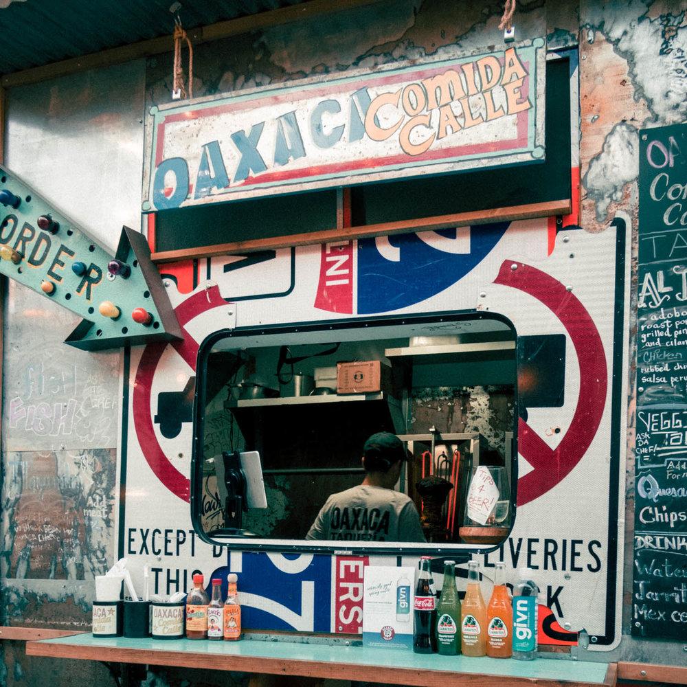 Oaxaca Comida Calle