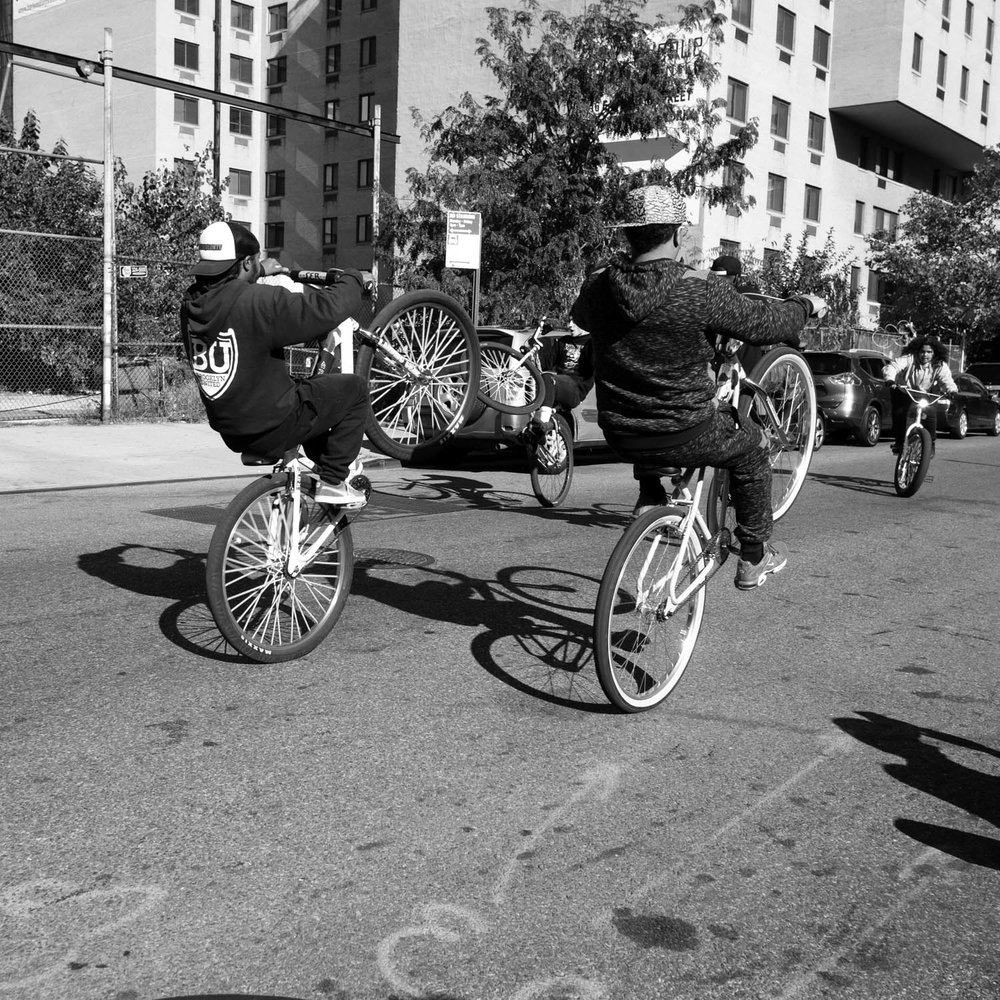 Harlem Bikers 3