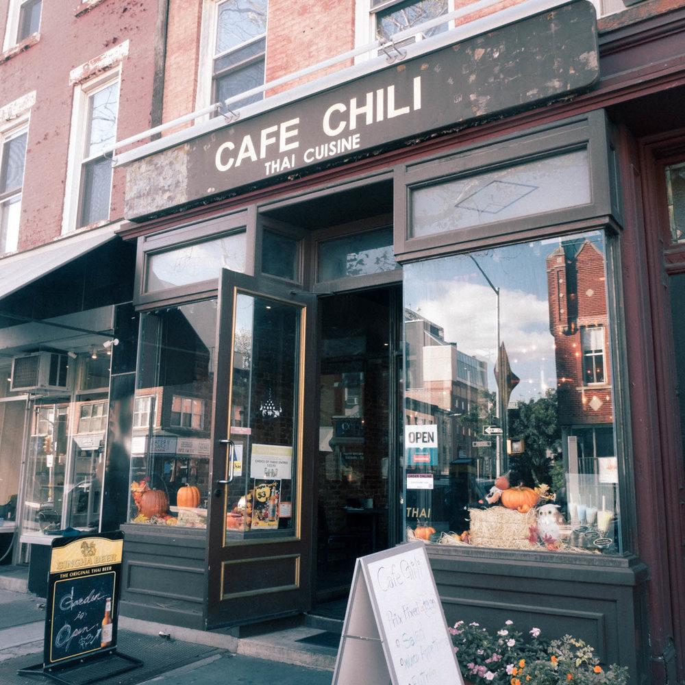 Cafe Chili