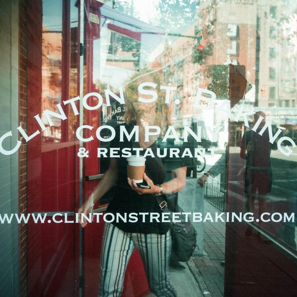 Clinton Street Baking Company & Reataurant