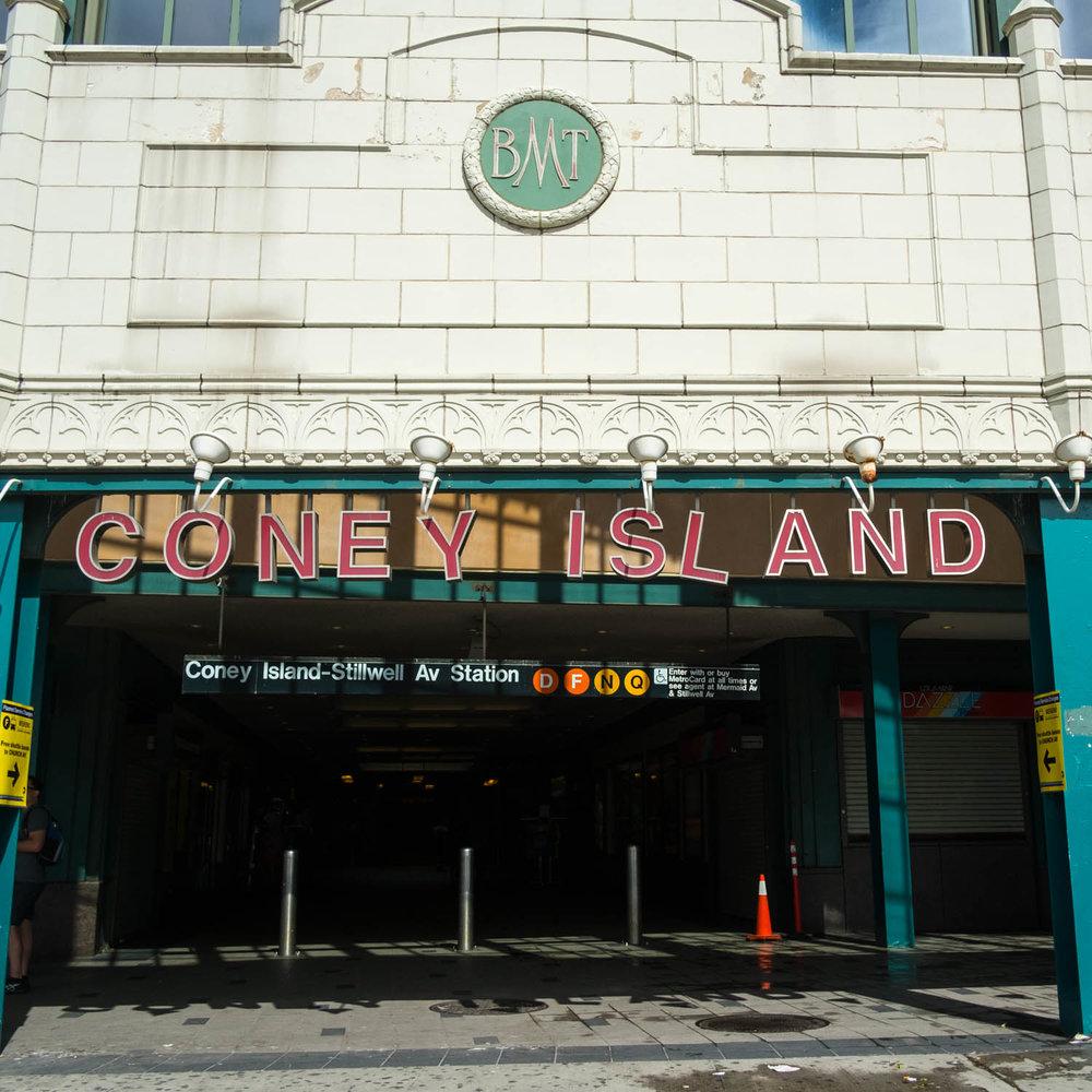 Coney Island BMT