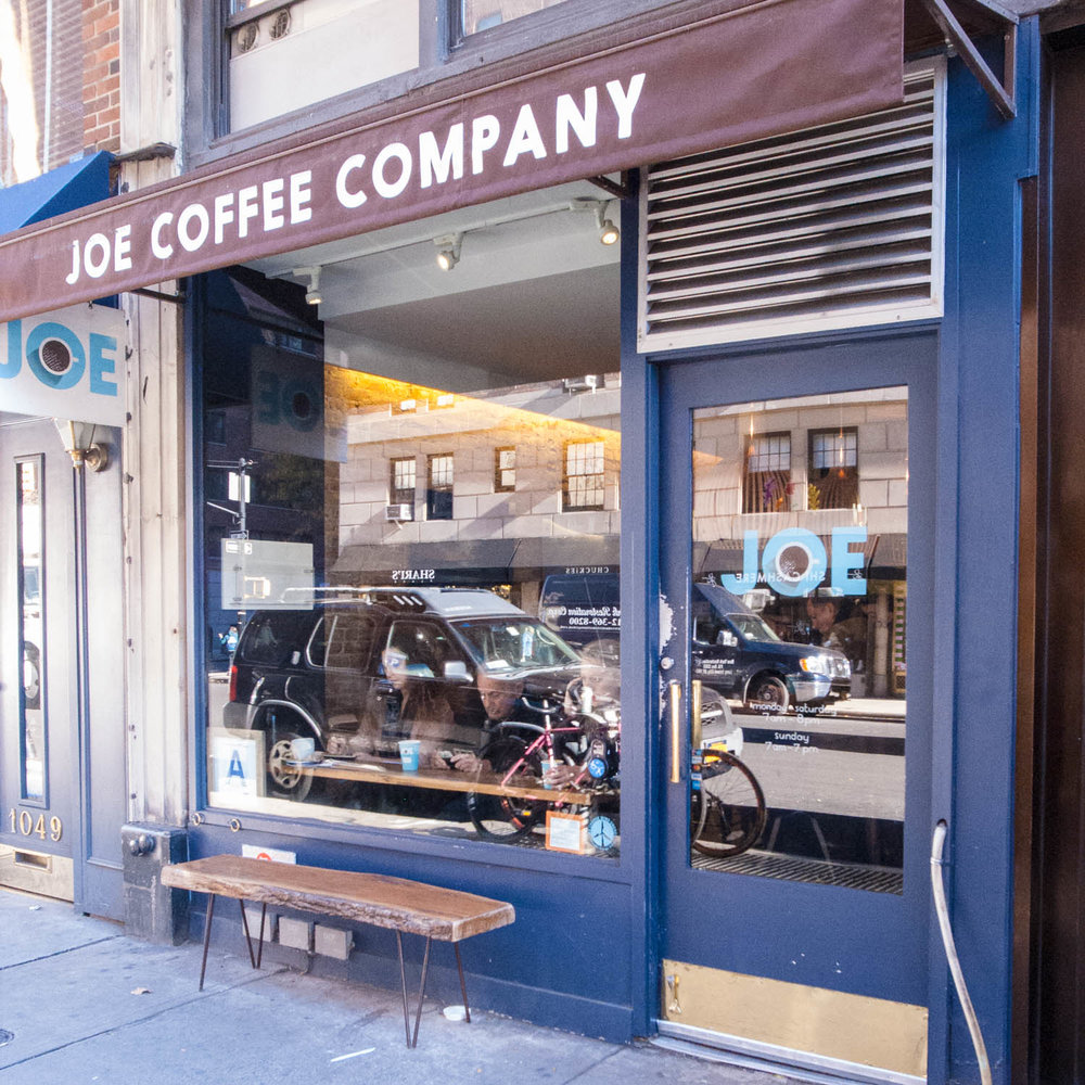 Joe Coffee Company Lexington