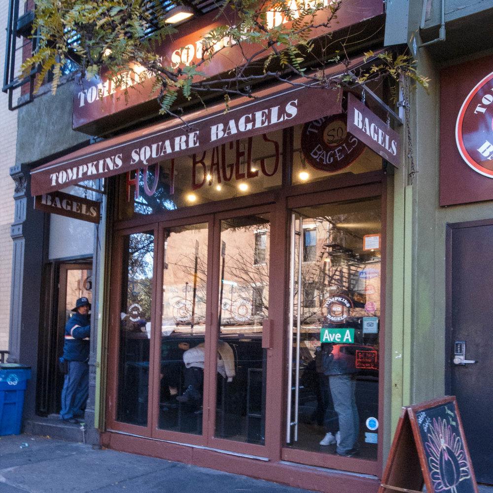 Tompkin's Square Bagels