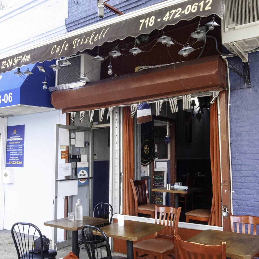 Cafe Triskell