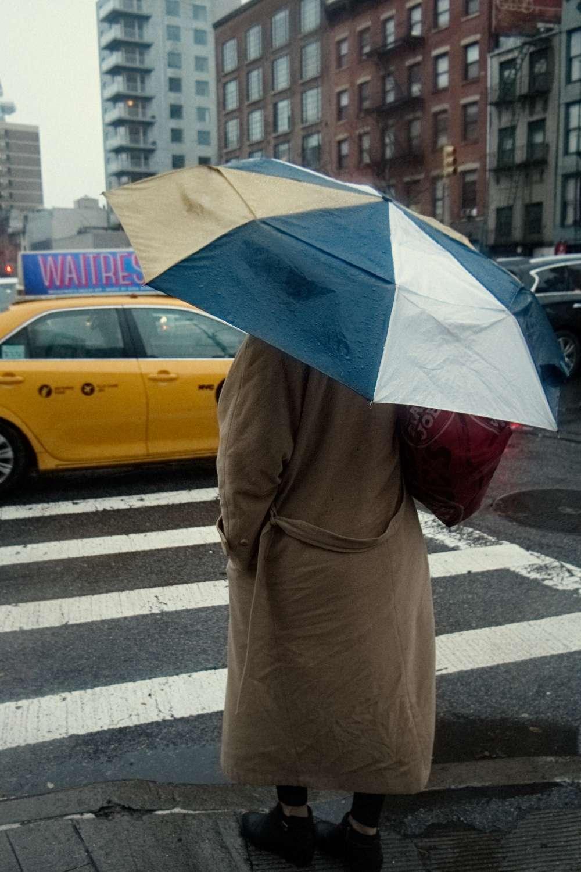 NYC Rainy Day