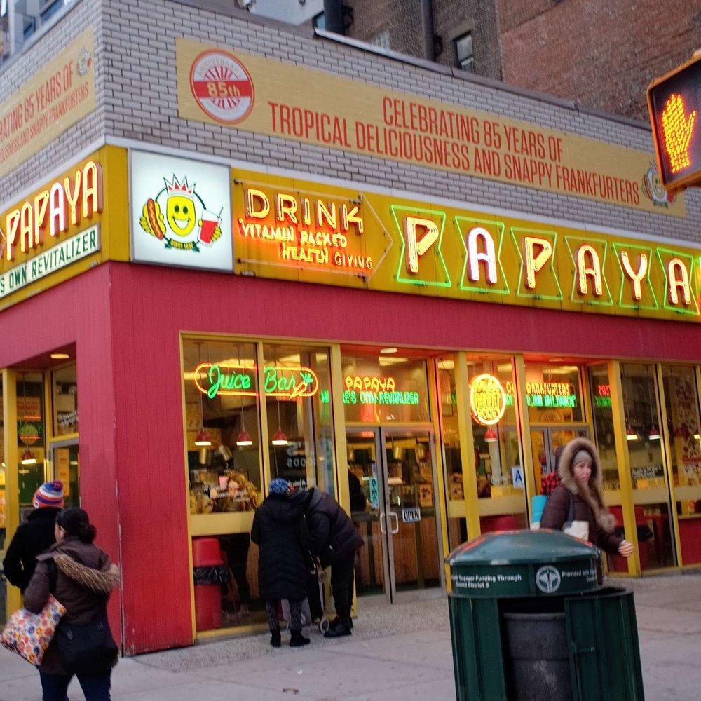 Gray's Papaya UES