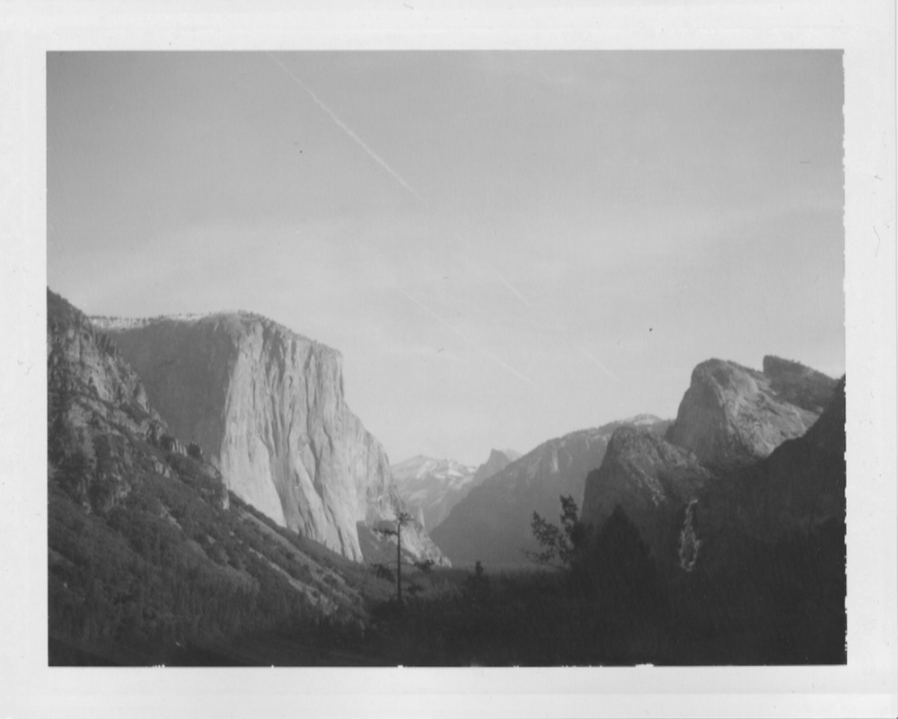 Tunnle View, Yosemite