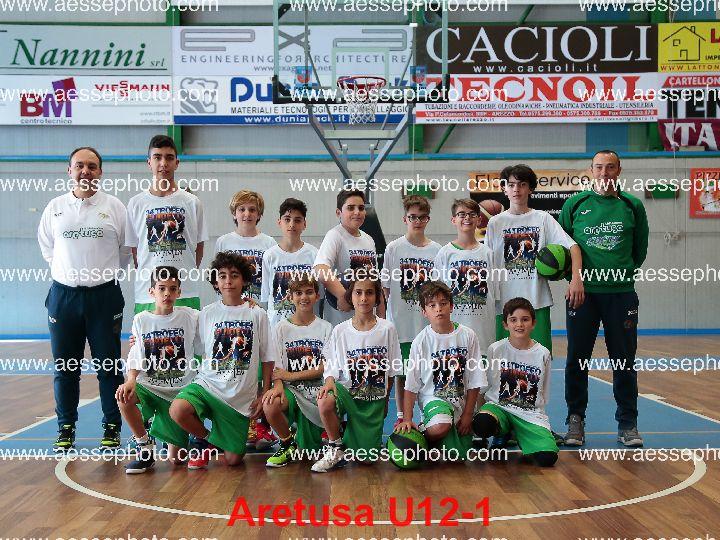 Aretusa U12 -