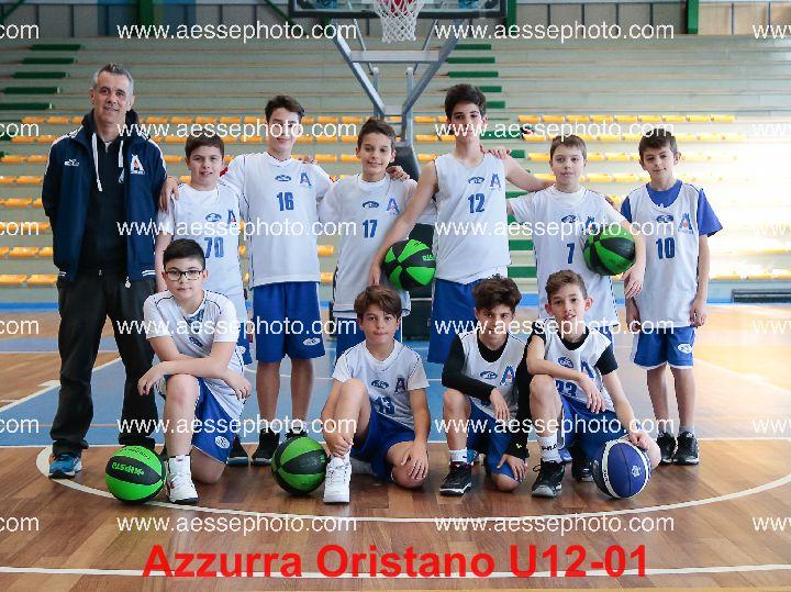 Azzurra Oristano U12 -