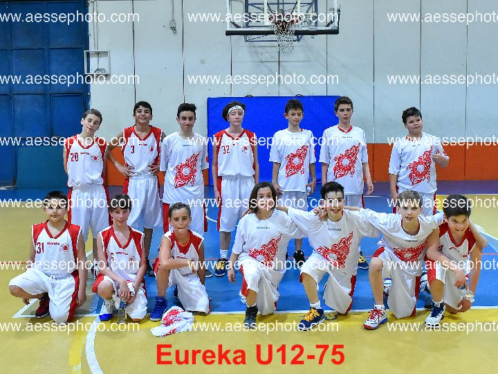 Eureka U12 -