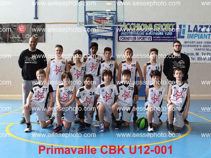 Primavalle CBK U12 -