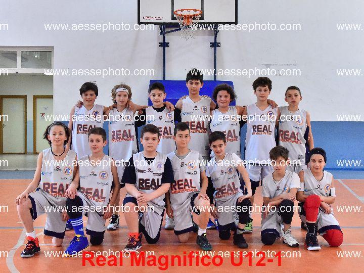 Real Magnifico U12 -