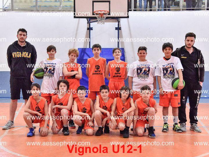 Vignola U12 -