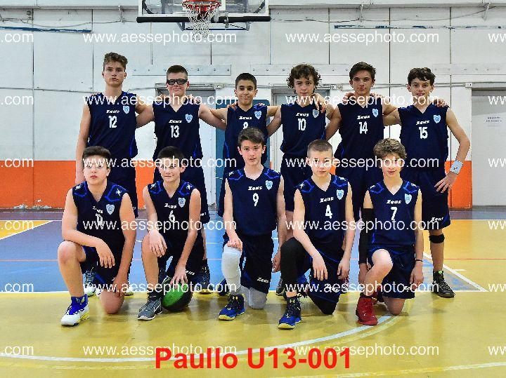 Paullo U13 -