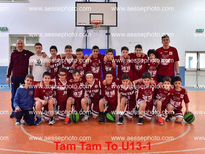 Tam Tam Torino U13 -