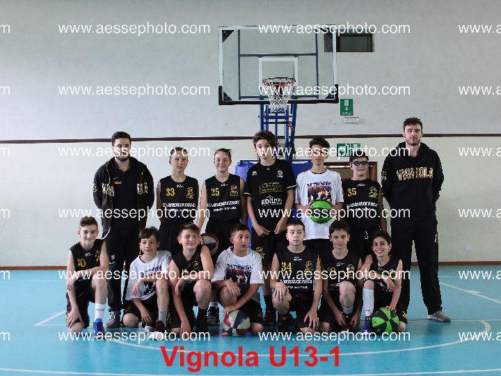 Vignola U13 -