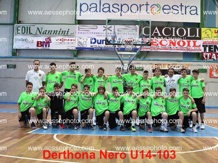 Derthona Nero U14 -