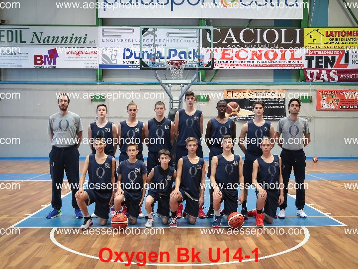 Oxygen U14 -