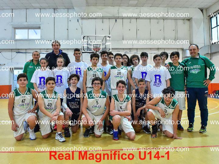 Real Magnifico U14 -
