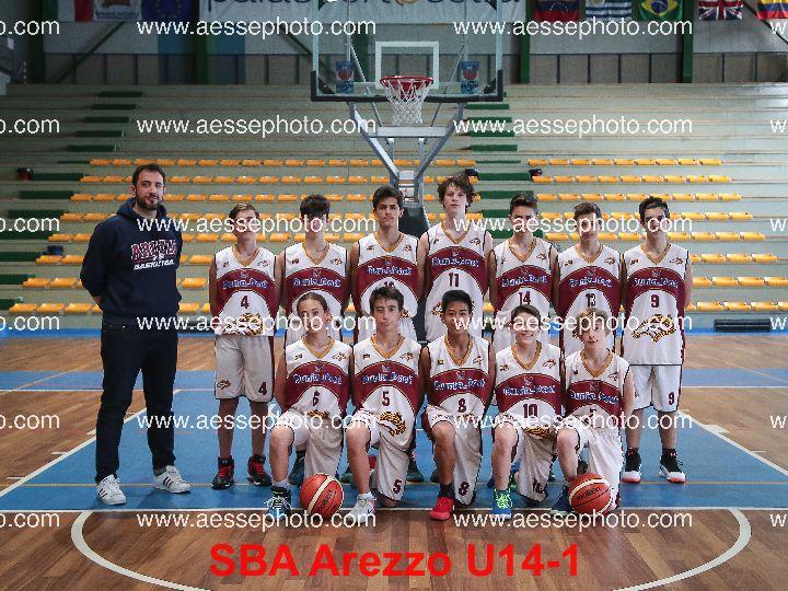 SBA Arezzo U14 -