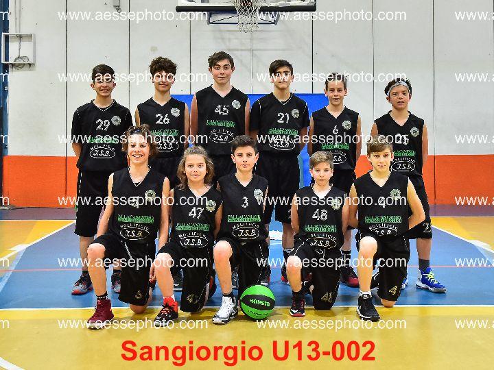 Sangiorgio U13 -