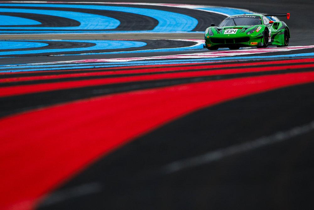 Rinaldi Racing - 334\