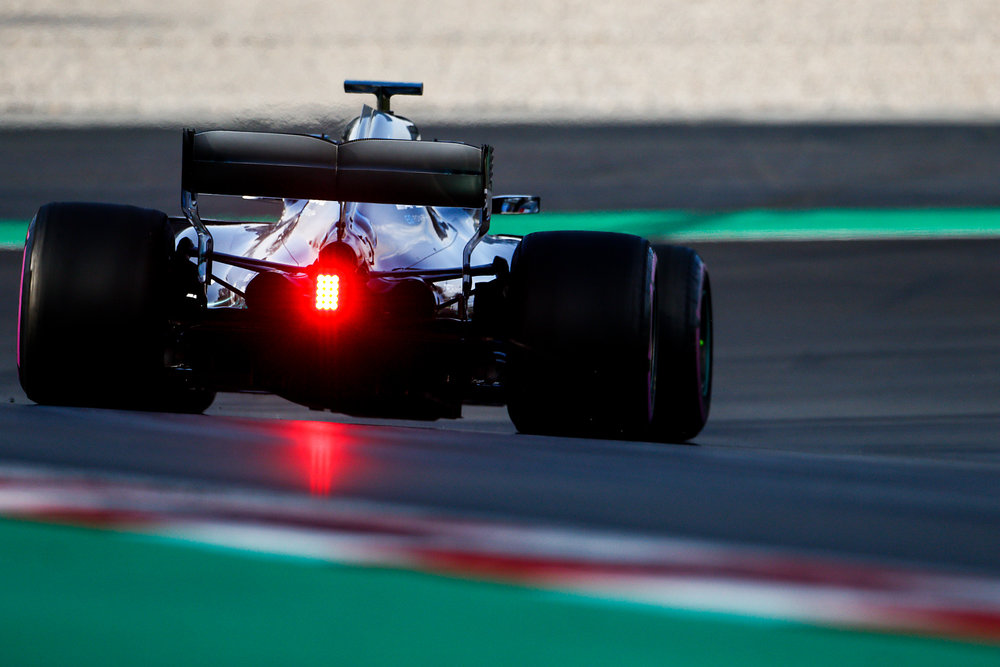 Valtteri BOTTAS - Finland - MERCEDES AMG PETRONAS MOTORSPORT - #77 - F1 Test Days - Circuit de Barcelona Catalunya - Spain - 08 March 2018