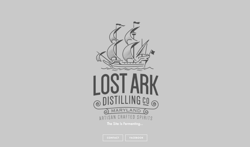 Lost Ark Distilling Company is a distilling company based in Maryland. Seed is handling the website, bottle label designs, photography, and promotional video.