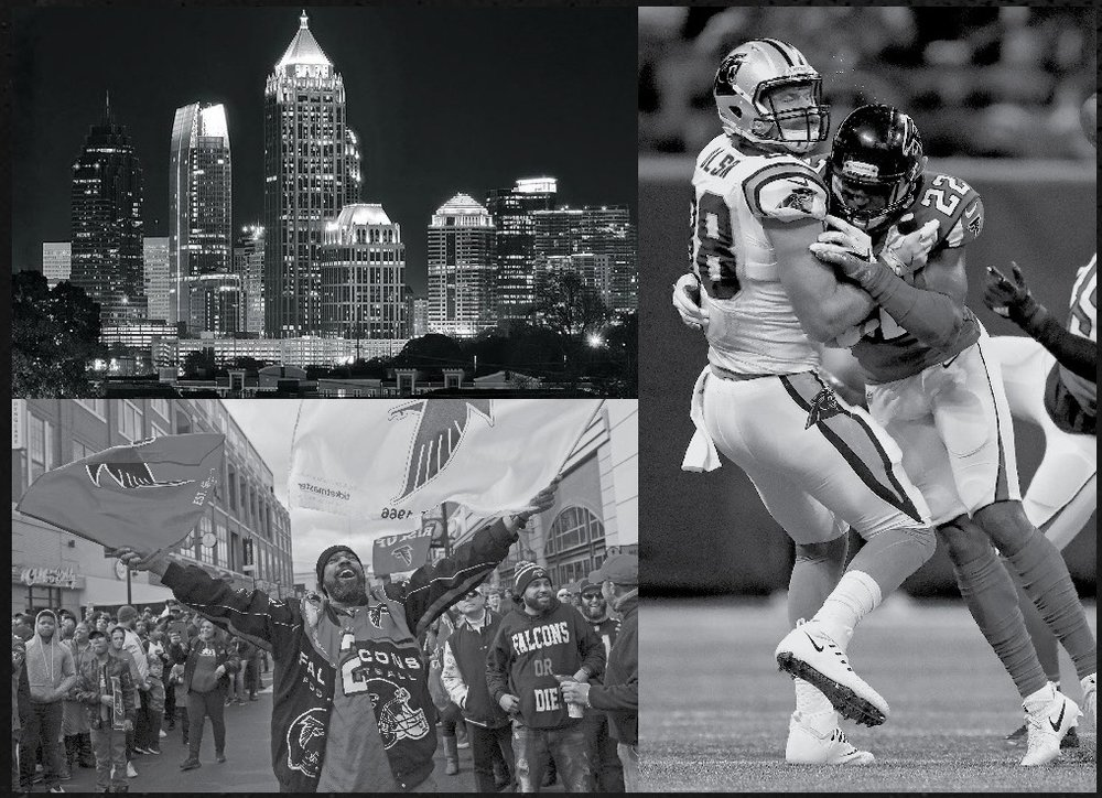 Photography - CITY. FAN. ATHLETE.Our photography will be strategic in selecting images that help create symbolism between the team the city and our fans embracing hustle and grind and celebrating our victories and successes.
