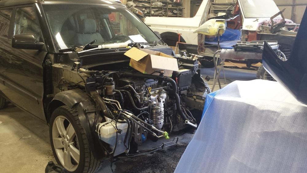 Mechanics — Jackelen Auto Body and Frame