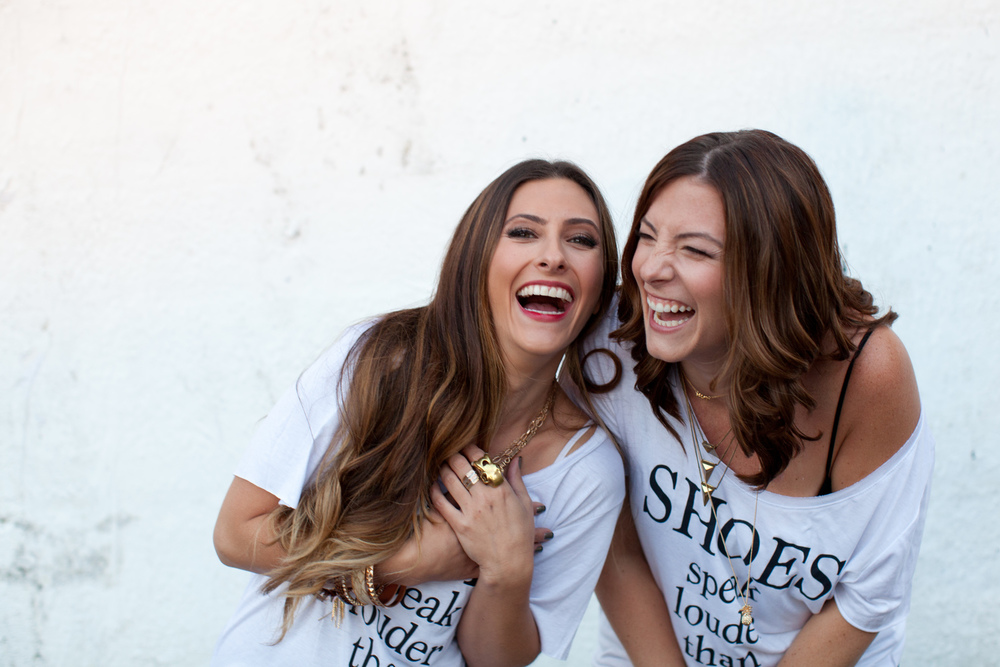 This was from a promo shoot we did for Lauren and Sydne's new company, Healing Heels!!!