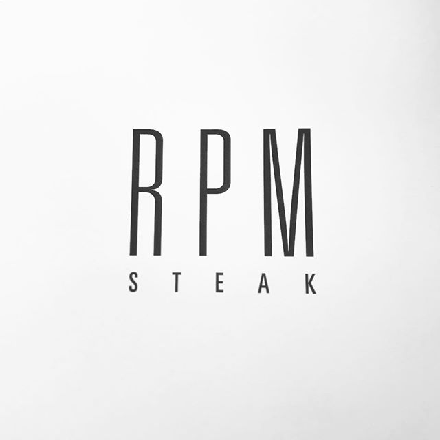 My first time at @rpmsteak and it did NOT disappoint. Yum-O.  Thanks for today @healingheels 💙