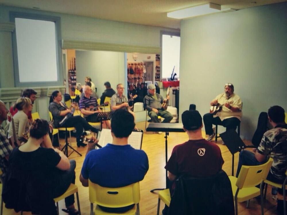 Manitoba Hal Workshop from 2011
