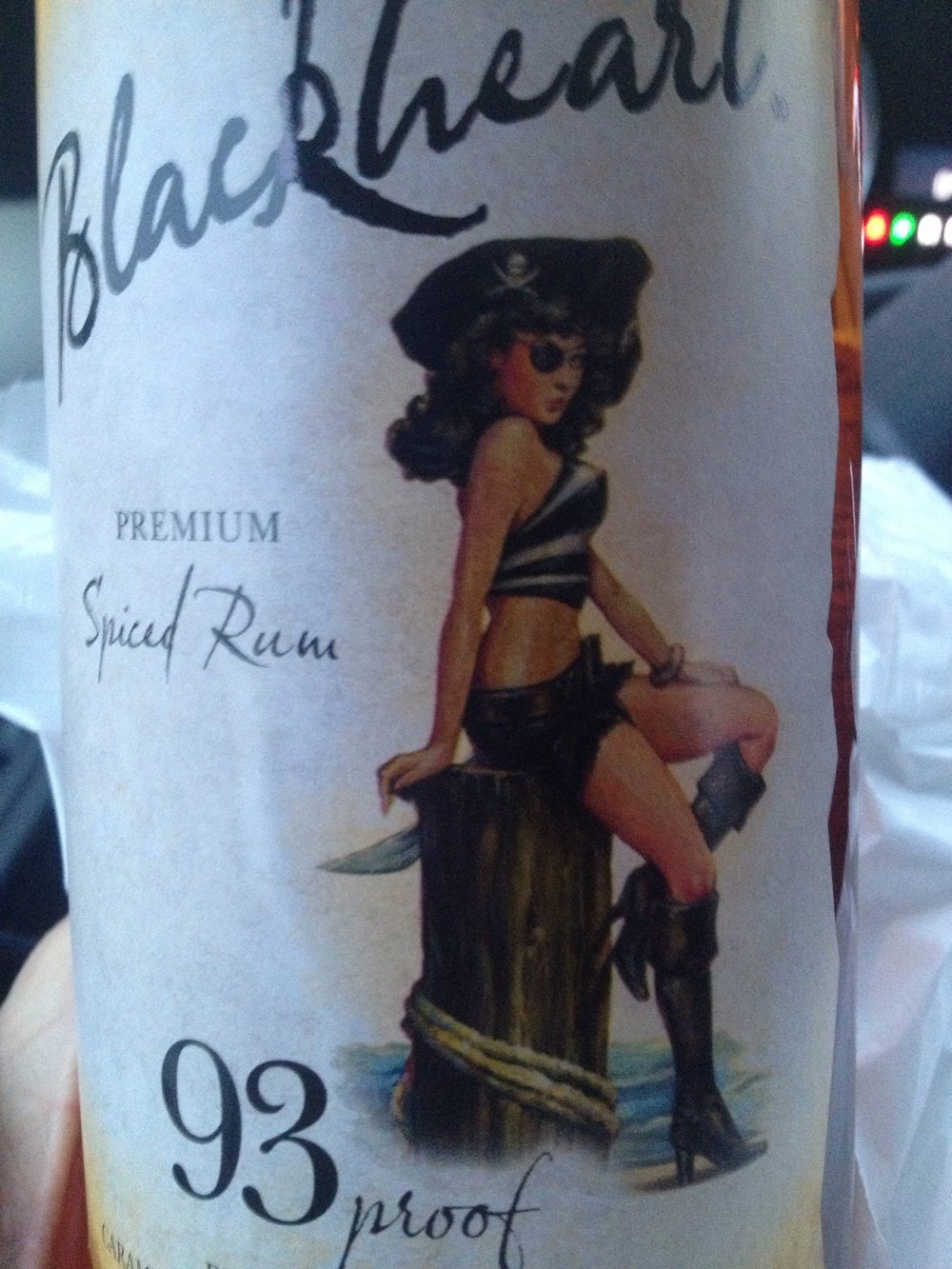 I found a new rum! Yum!