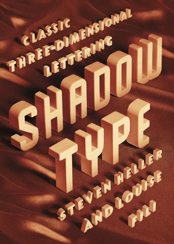 Shadow Type is great for dimensional type inspiration.