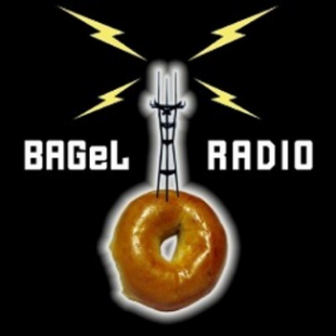 CLICK THE BAGEL to listen to BAGeL Radio right NOW! (Will open in a separate browser.)