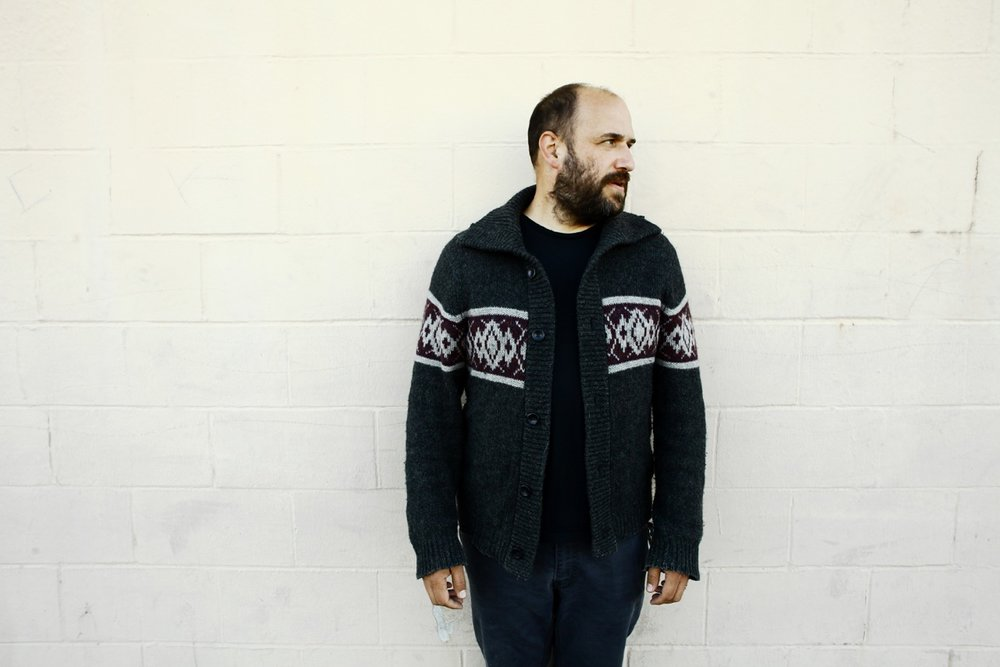 David Bazan. Photo by Ryan Russell