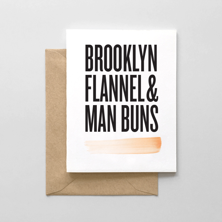 Brooklyn Card $5