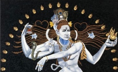 """The Dance of Shiva"" by Netanel Miles-Yépez, 1999."